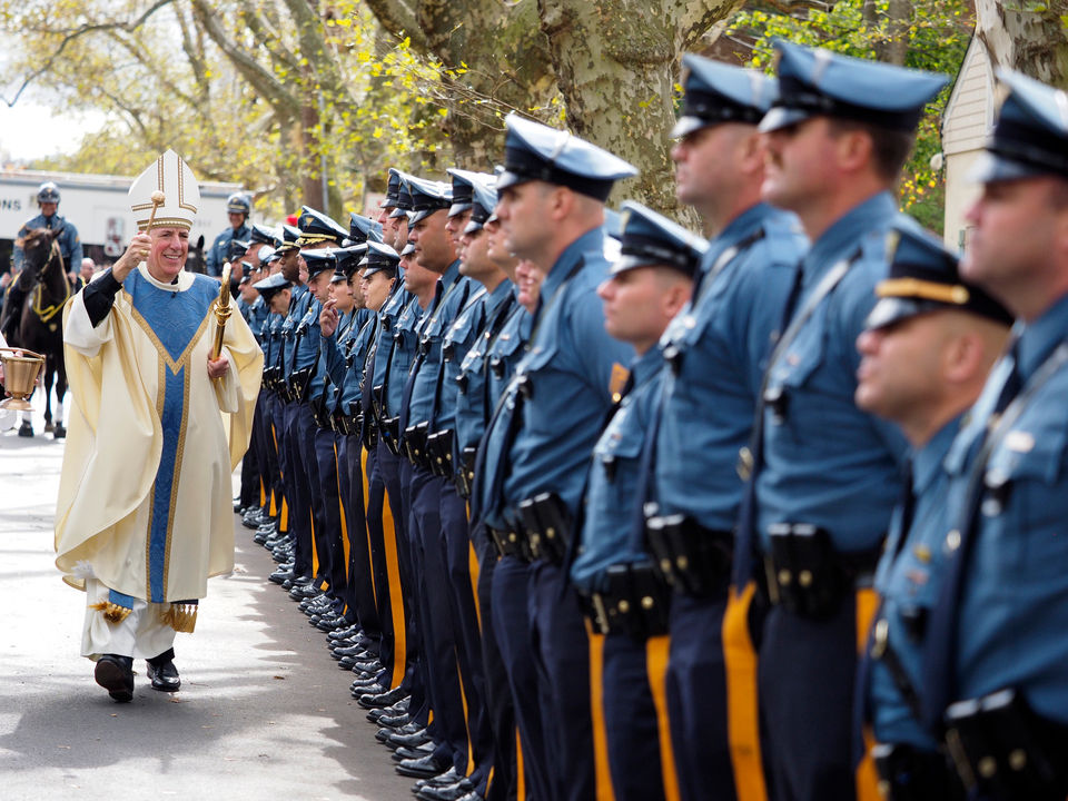 Hundreds attend Blue Mass to honor N.J. law enforcement (PHOTOS)