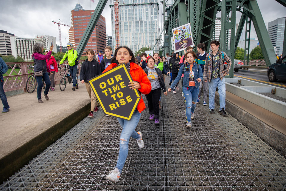 Portland's climate strikers in their own words