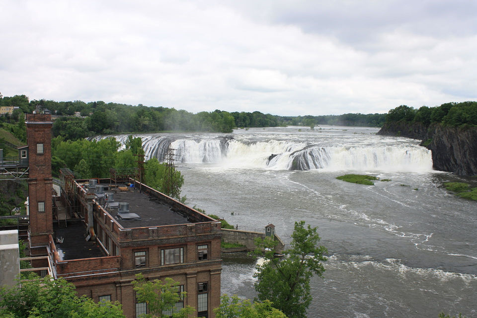 Upstate NY waterfall rivals Niagara Falls, but you've probably never heard of it