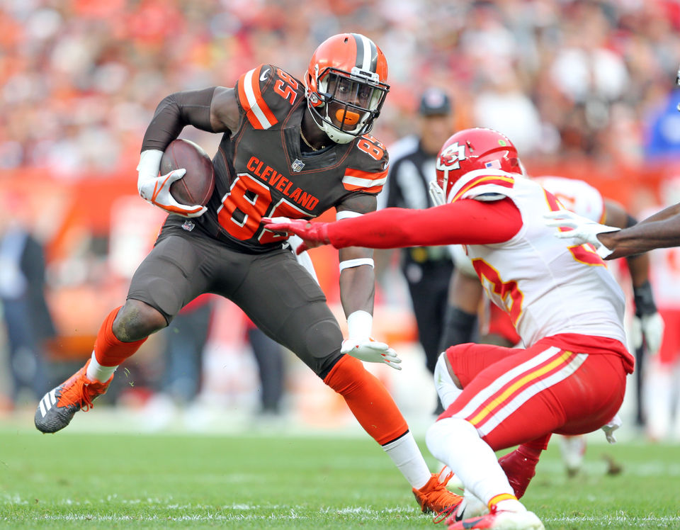 David Njoku: Why his upside is so big, and how the Cleveland ...