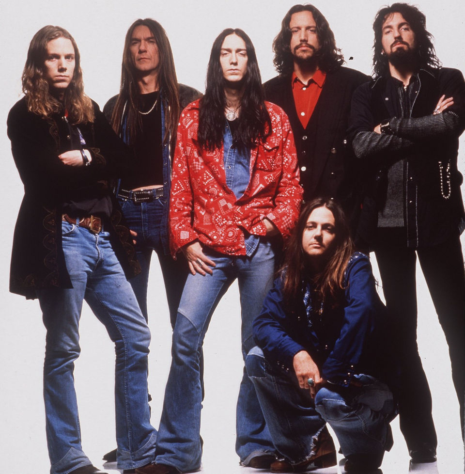 The Black Crowes albums ranked worst to best - al com