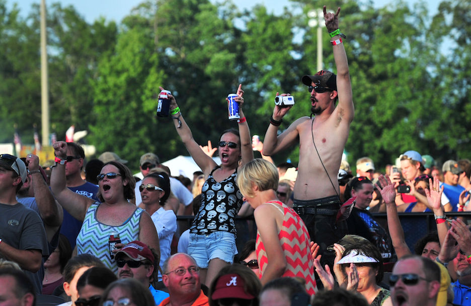 Rock the South: Lineup, schedule, tickets, other info for AL