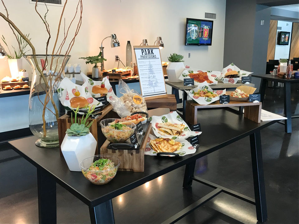 We tried Providence Park's new food options -- here are our