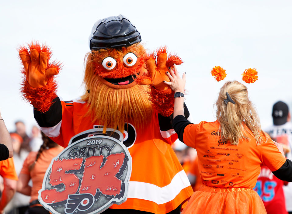 The Gritty 5K was everything you expected it to be and more (PHOTOS)