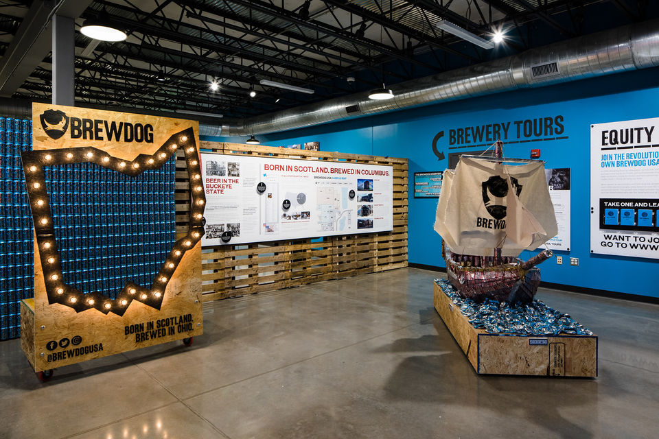 Ohio S First Brewery Hotel Brewdog S Doghouse Opens Next Week Outside Columbus Cleveland Com