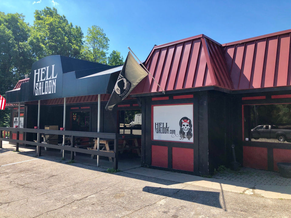 Michigan's saloon from Hell can be yours for $599K, includes liquor license, furnishings