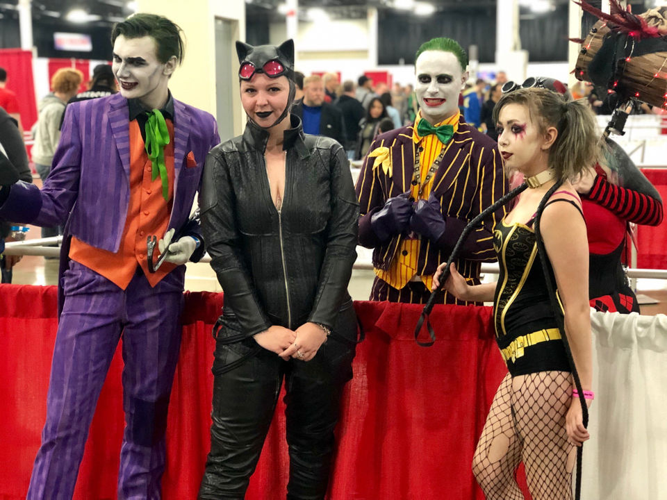 Cosplay you have to see to believe from Motor City Comic Con 2019 day 2