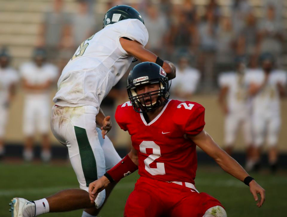Old school Zeeland West too much for revitalized Lowell
