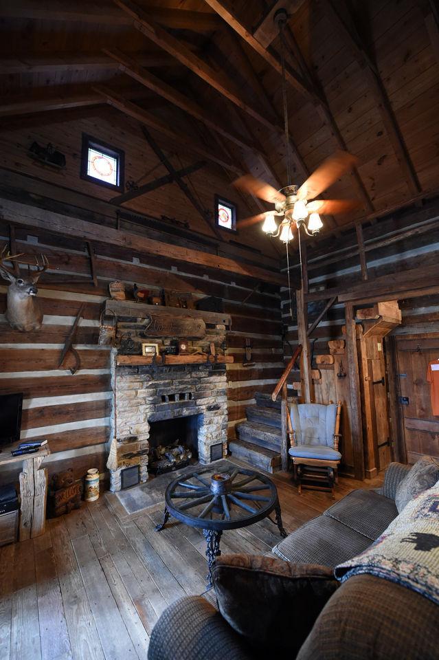 7 Restored 1800s Era Log Cabins You Can Stay In Al Com
