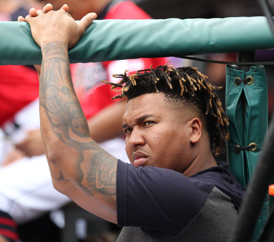 How could the Cleveland Indians let Yandy Diaz, Gio Urshela go? Hey, Hoynsie
