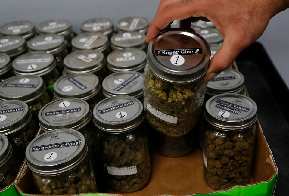Can you bring marijuana purchased legally in Massachusetts