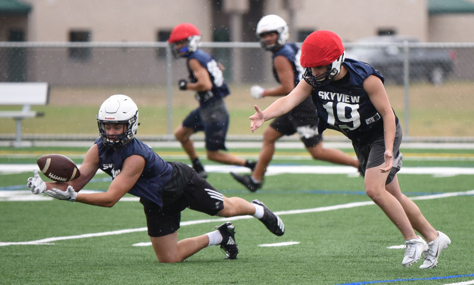 In loaded league, don't forget about Skyview: 2019 football