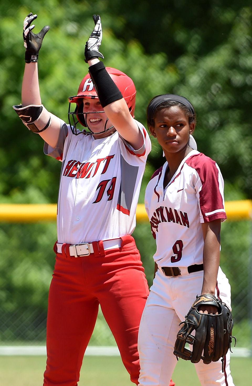 Rewind Saturday's Alabama HS baseball and softball championships in
