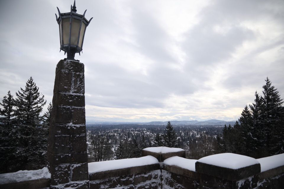 Portland metro Friday weather: Expect rain for now, but snow could return soon