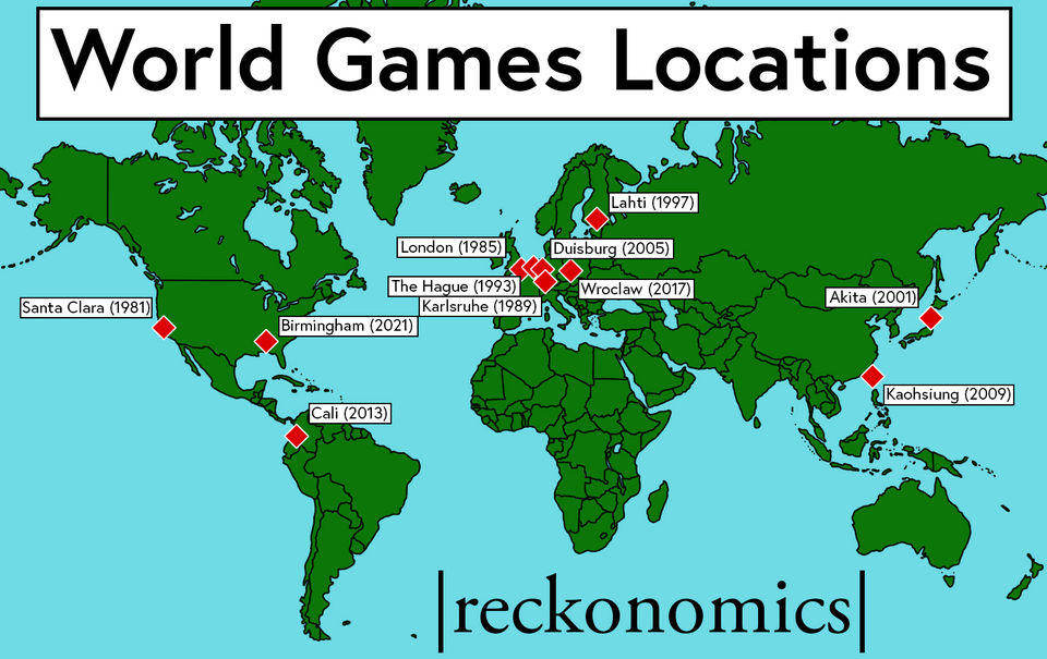 Where Is Birmingham >> What Can Birmingham Expect From The World Games Al Com