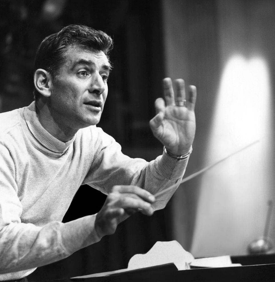 'Leonard Bernstein at 100' exhibit celebrates 'complexity of the man'