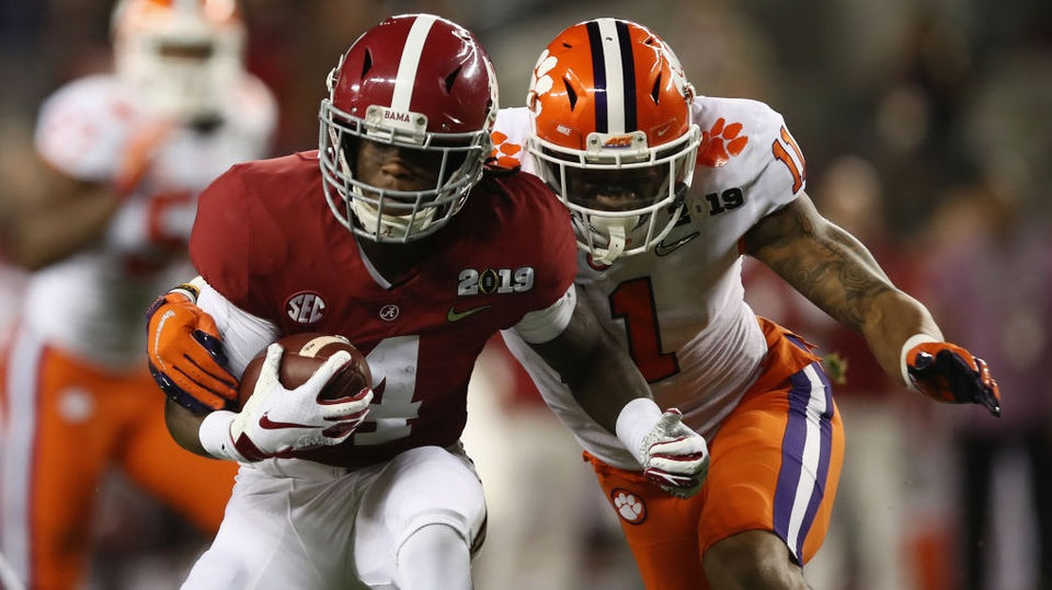 SEC Football by the Numbers: The conference's 58 1,000-yard receivers