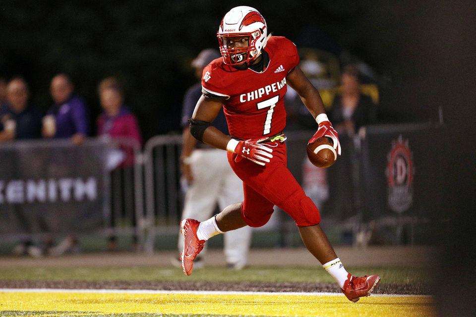 2019 Michigan High School Football Player of the Year watch list: Week 8