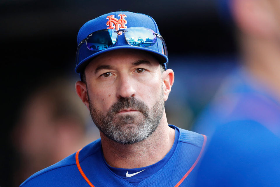 Mets Fire Mickey Callaway As Manager