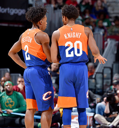 discount sale bea2c 7b562 How will Cleveland Cavaliers handle their backcourt rotation ...