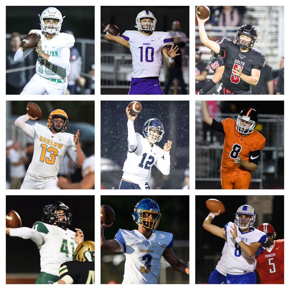 Oregon's top high school football players: Meet the state's best quarterbacks