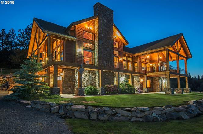 Prime The Most Expensive Home For Sale In Each Of Oregons 36 Home Interior And Landscaping Mentranervesignezvosmurscom