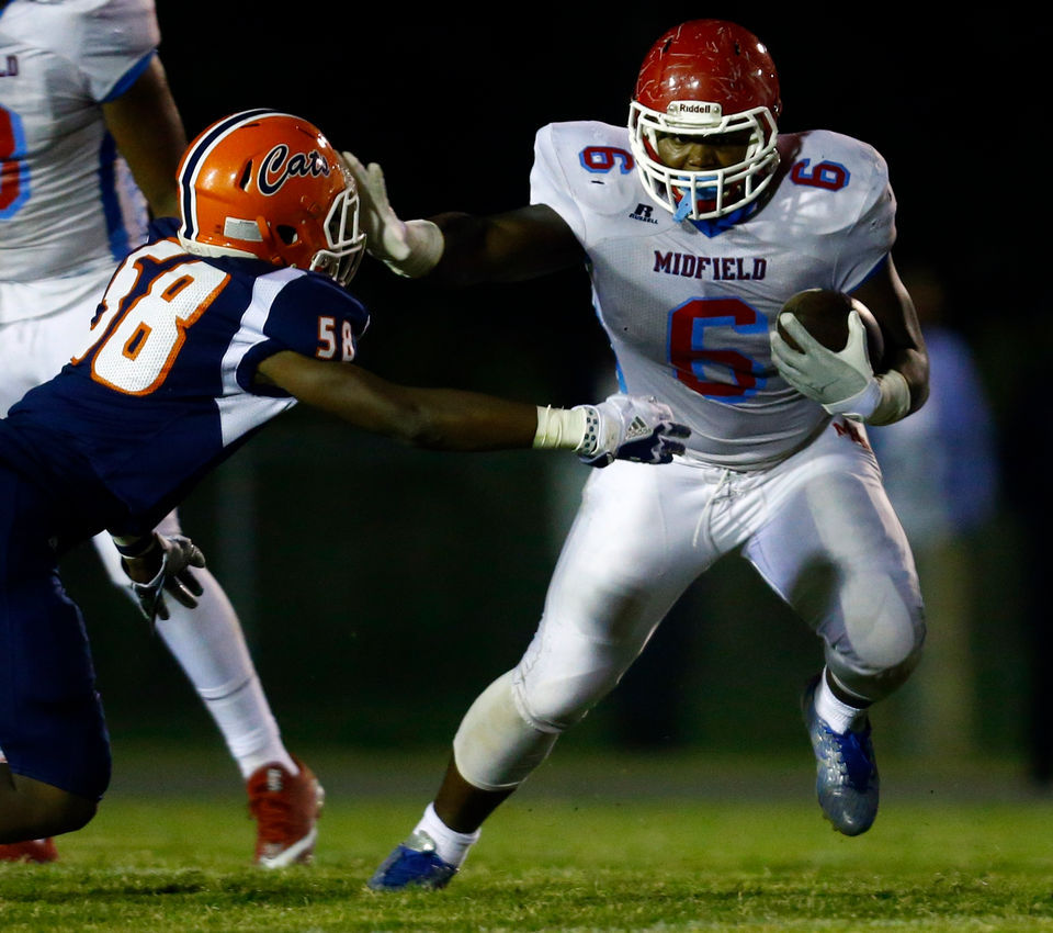 Saraland Spartans Football: See The Top 30 High School Football Photos Of The Week