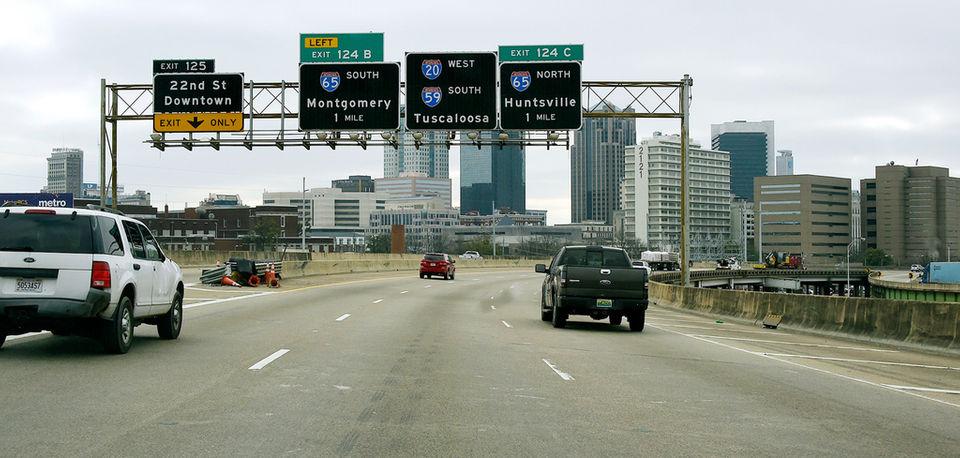 Birmingham I 59 20 Shutdown What To Know When Alabama S