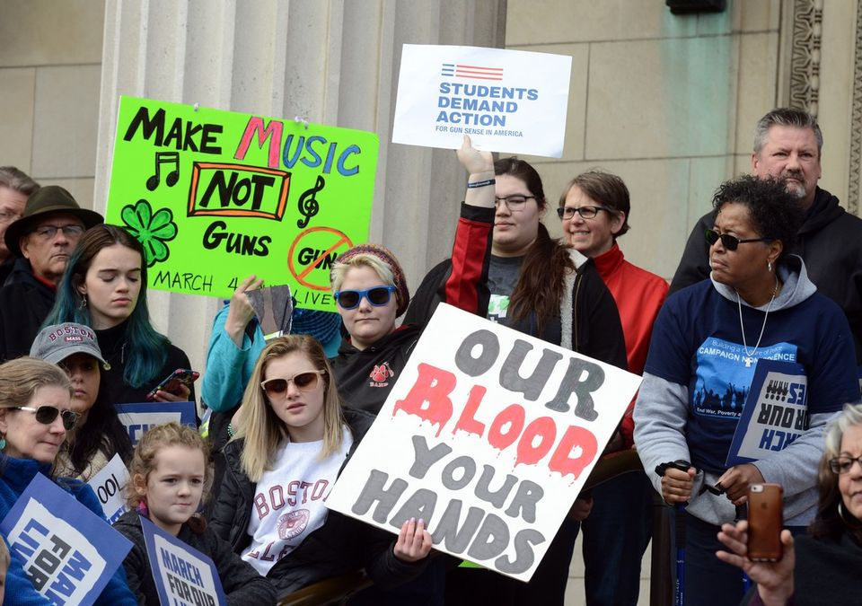 Springfield Ma Escorts >> 50 Miles More Students To March From Worcester To