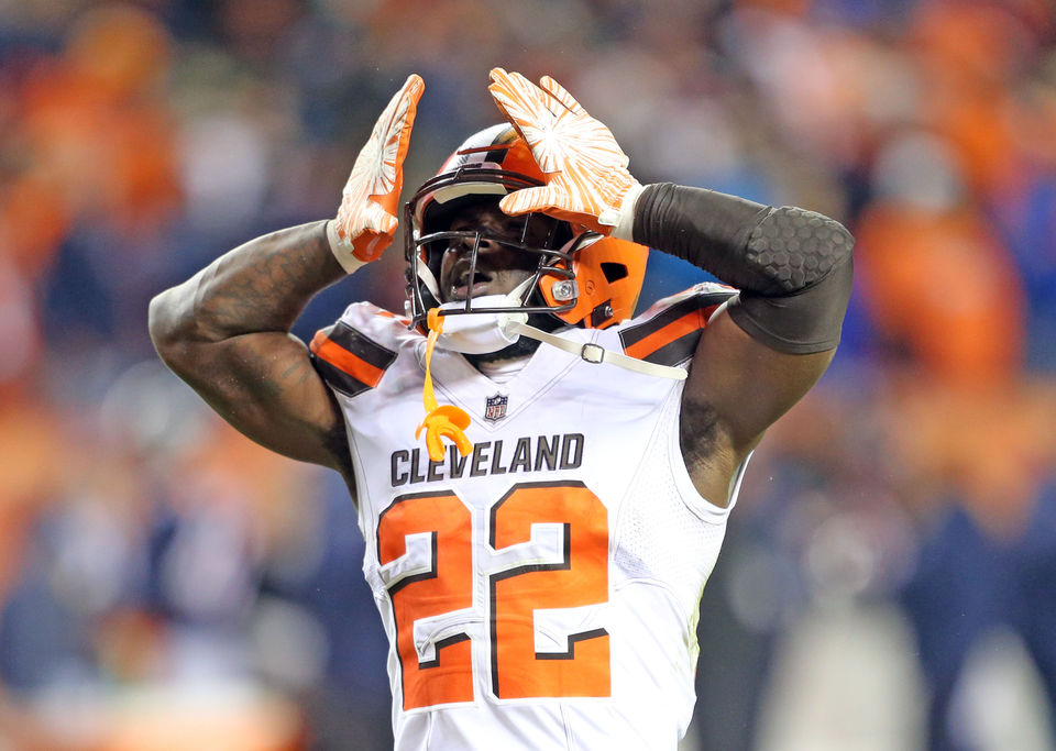 jabrill peppers browns jersey