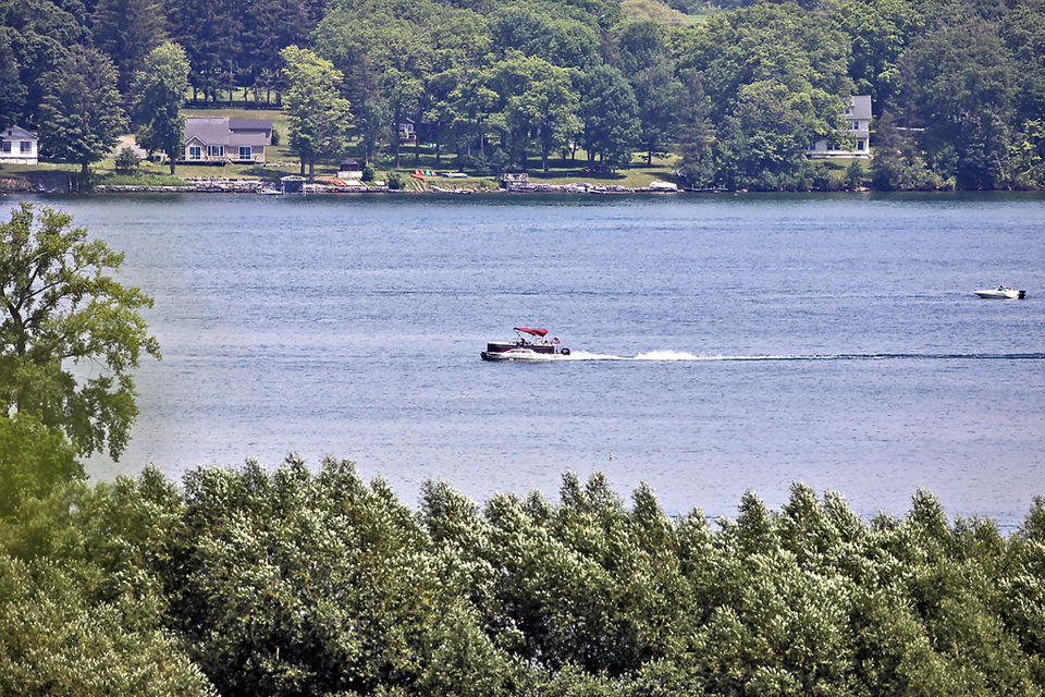 Photos: A hot summer day on Skaneateles Lake