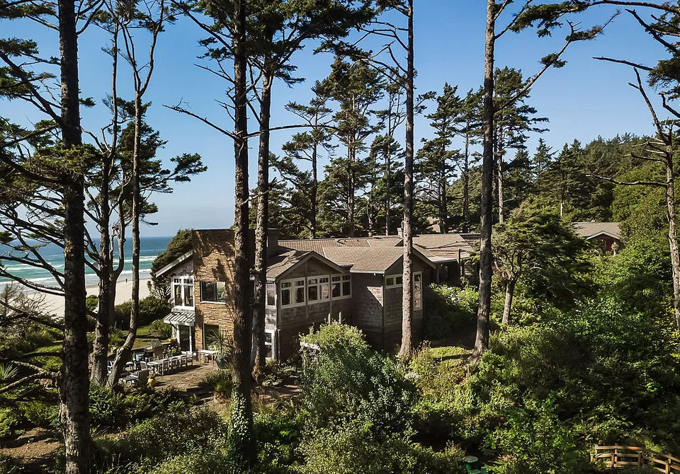 Peachy On The Market Oregons Top 10 Most Extreme Beach Houses Home Interior And Landscaping Mentranervesignezvosmurscom