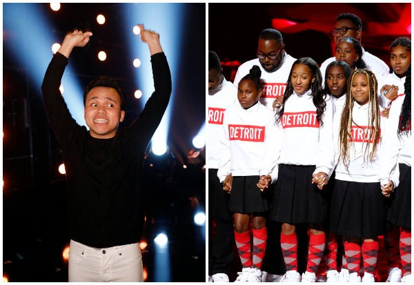 #AGT: The Ndlovu Youth Choir finale makes South Africans beam with pride!