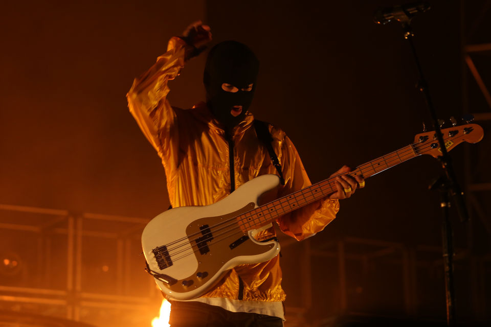 Twenty One Pilots shook Cleveland to its core Friday night (literally)