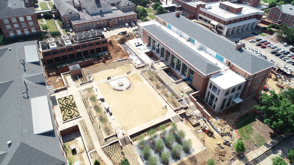 What To Know About Every Auburn University Construction Project