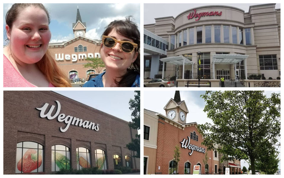 Wegmans Road Trip Two Friends Visit All 97 Stores In 7 Days Photos Newyorkupstate Com