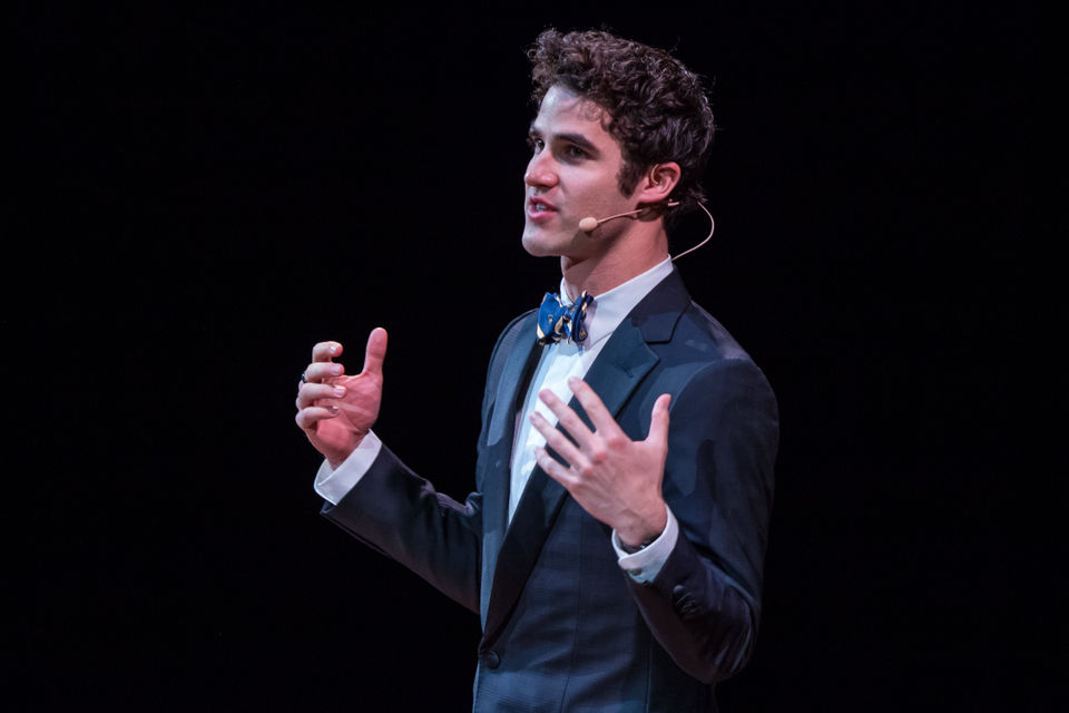 Actor Darren Criss reflects on UM, Emmy win, Vulfpeck ahead of Ann Arbor return