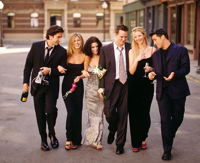 'Friends' turns 25: Fun facts about the hit show from the '90s