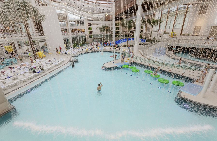 Nashville water park opens this weekend: See Opryland