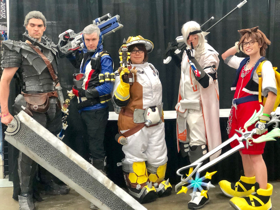 Cosplay you have to see to believe from Michigan Comic Convention's busiest day