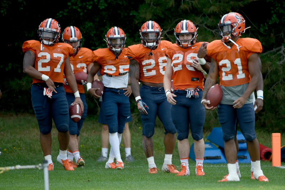 Syracuse football projected depth chart: Who will start Week 1 at Liberty?