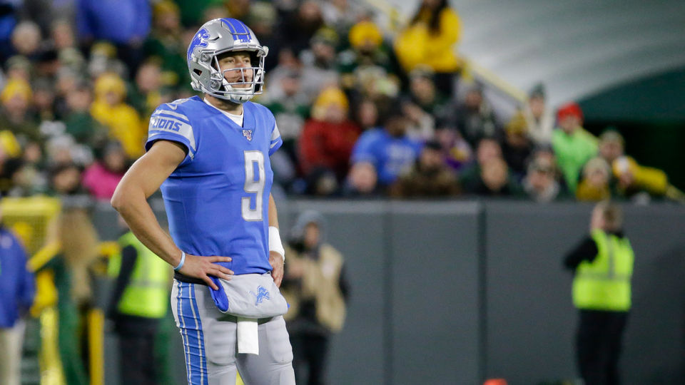 Lions fans feel singled out by NFL after officiating mess in Green Bay