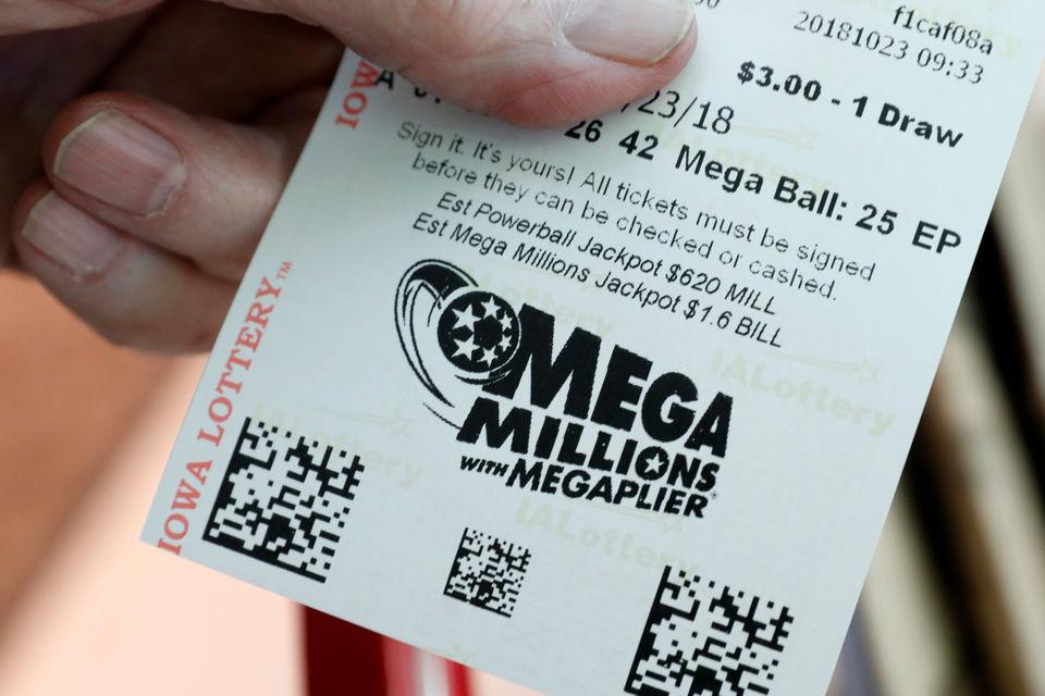 Mega Millions Numbers For 10 23 18 Did Anyone Win Record 1 6 Billion Jackpot Newyorkupstate Com