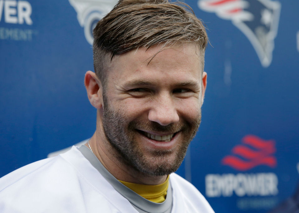 See The Evolution Of Julian Edelman S Beard From Stubble