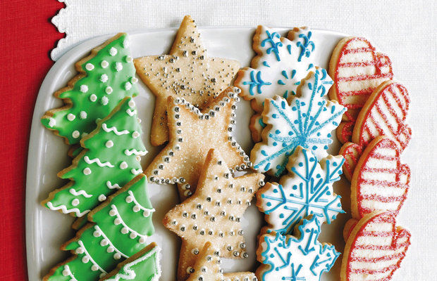 Favorite Christmas Cookies.37 Favorite Christmas Cookie Recipes Including Our
