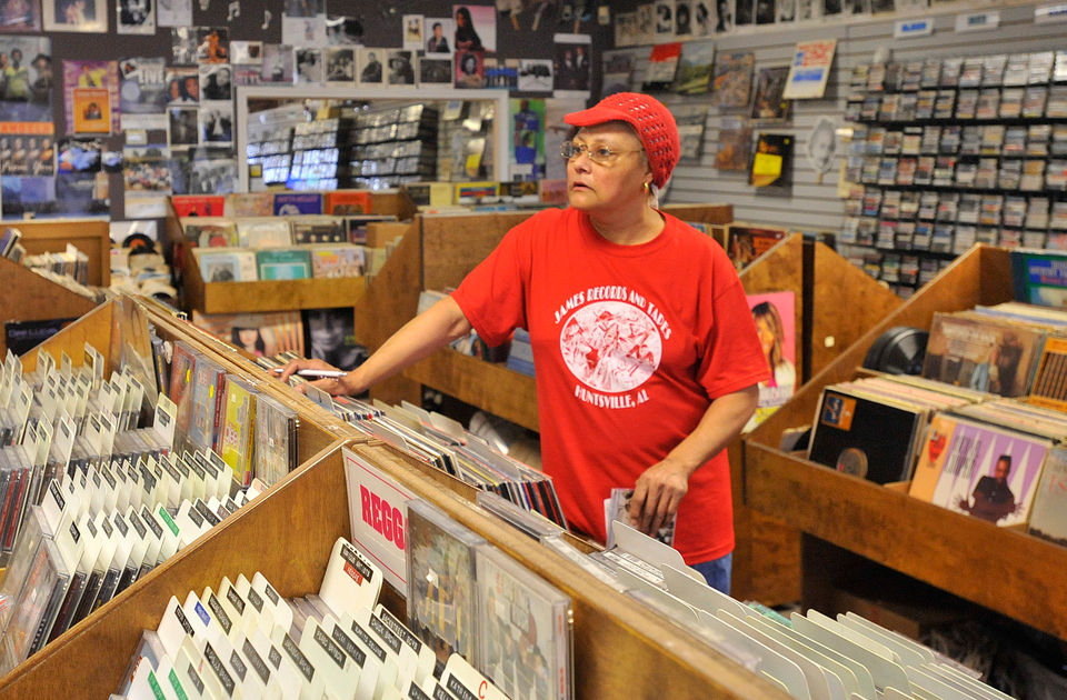 Alabama record stores of the past: gone but still loud - al com