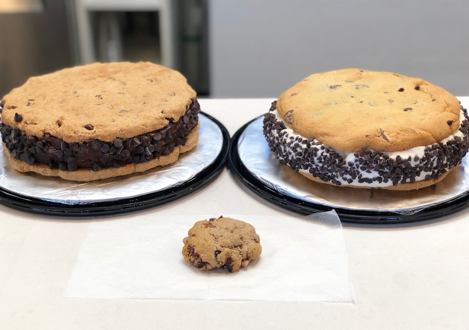 Mammoth ice cream cookie sandwiches, extreme hot cocoa at Ferndale's reopened Treat Dreams