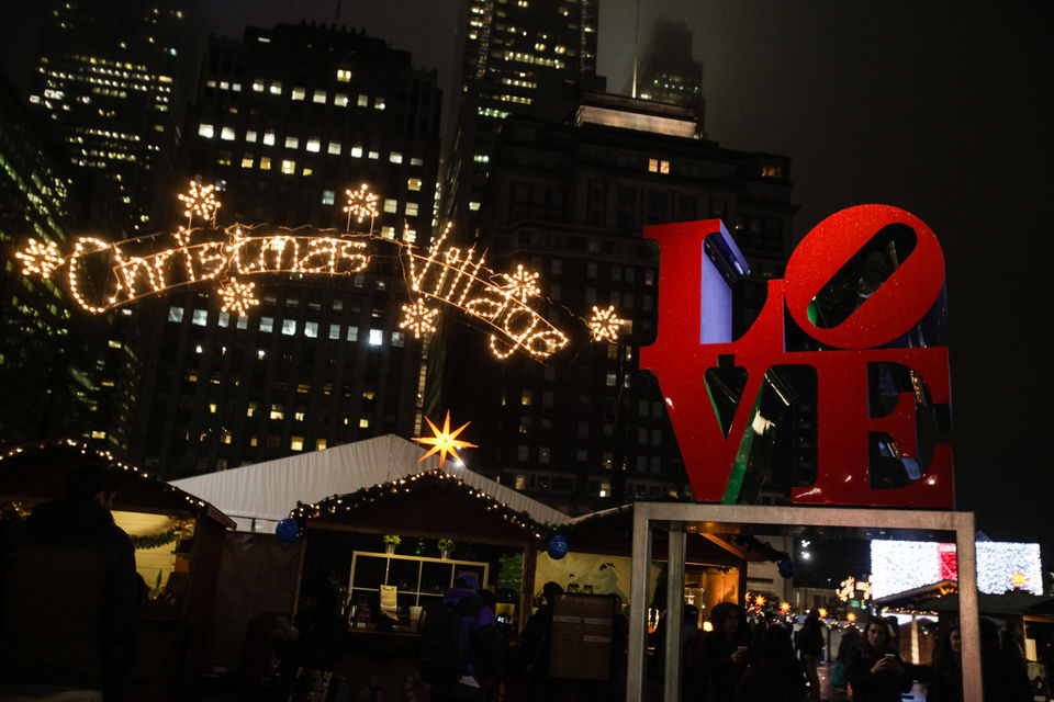 Philadelphia Christmas Market.Christmas Markets In Pennsylvania Your Guide To The Four