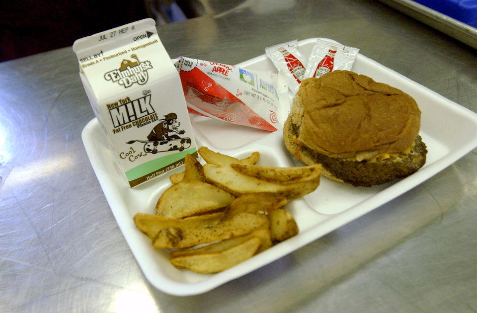What's on the menu? 20 things to know about NYC school lunch program -  silive.com