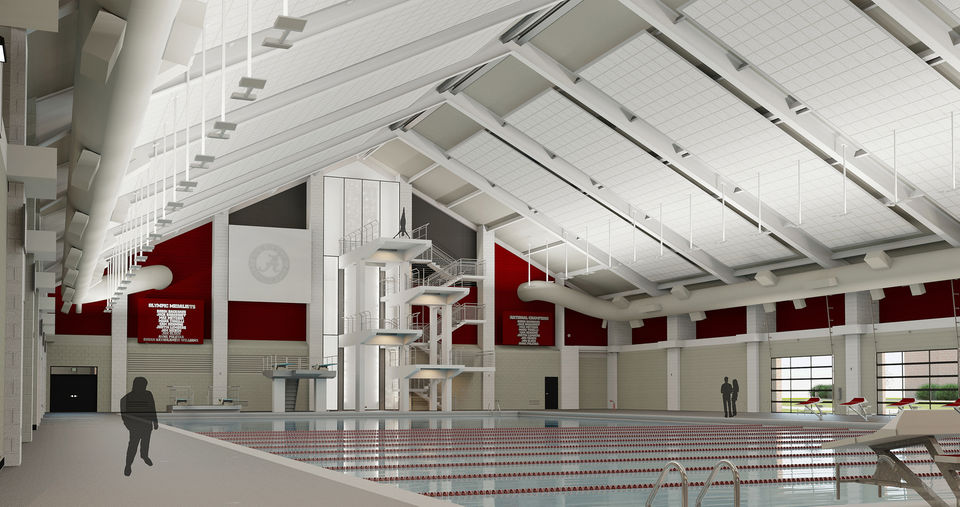 What to know about every University of Alabama construction
